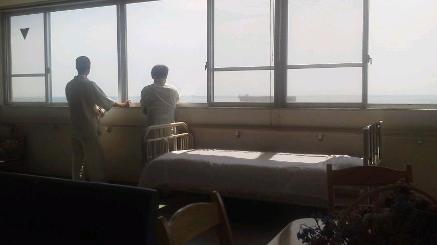 新・入院生活あれこれ④(人間観察@病院)